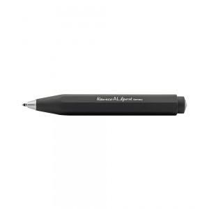 AL Sport ball-point pen - Black Mat