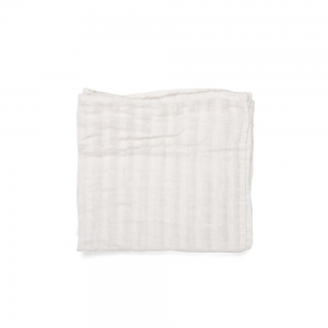 Serviette de table Portia - Blanc