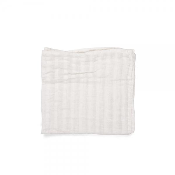 Portia napkin - White