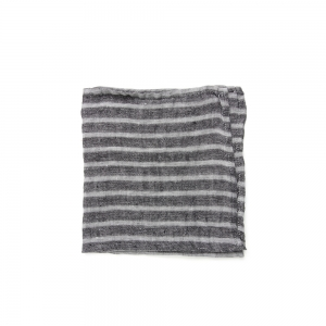 Portia napkin - Black