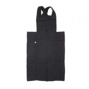 Anita full apron - Black