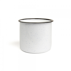"""Alpine"" candle - White woods & mint"