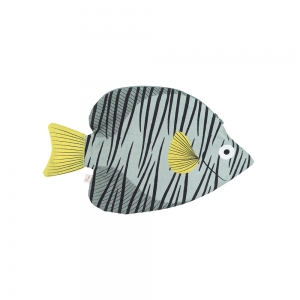 Case - Green Butterfly fish