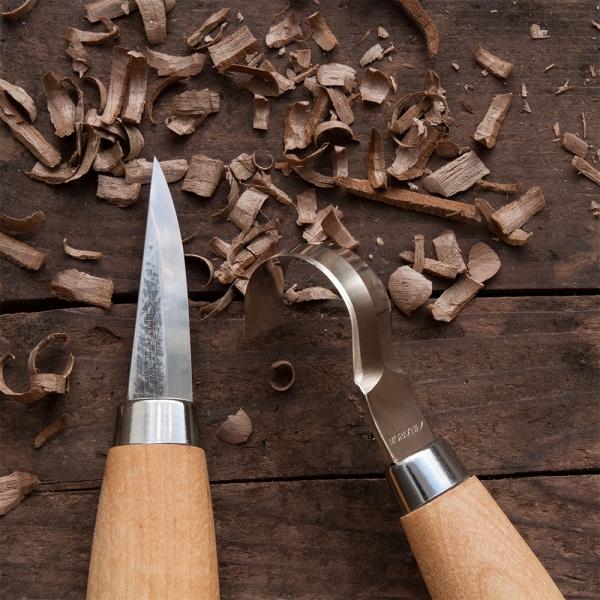 Couteau à sculpter - Mora 120