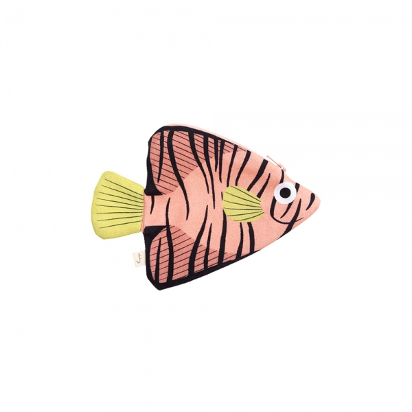 Case - Pink batfish