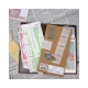 004 pochettes adhésives - Traveler's Notebook - Traveler's Company