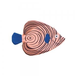 Etui - Angelfish rose - Don Fisher