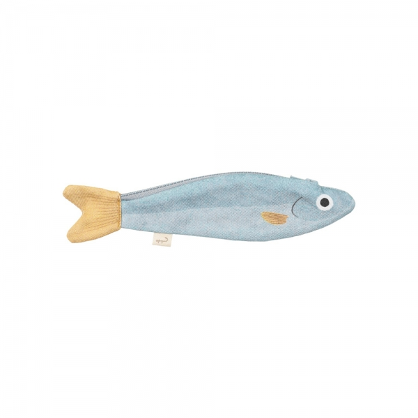 Case - Blue anchovy
