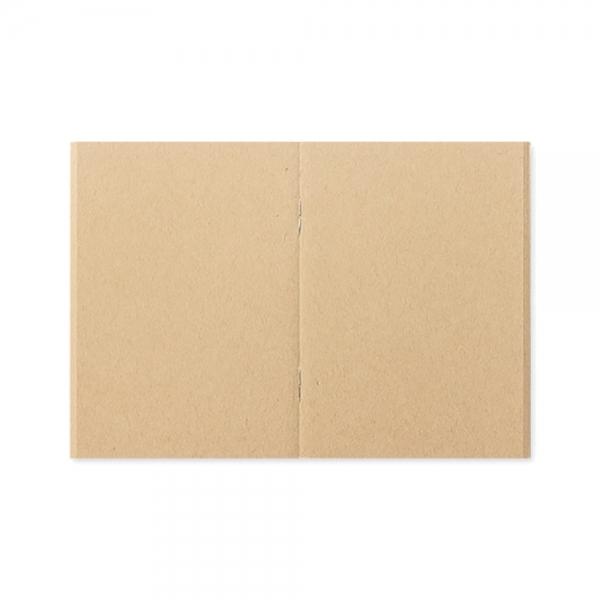 009 - Carnet kraft ( passeport ) Traveler's Notebook - Traveler's Company