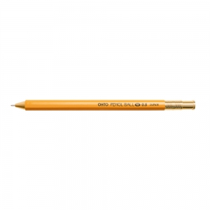 Pencil ball gel ink 0.5mm - Yellow