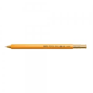 Stylo à bille 1.0mm - Jaune - Ohto