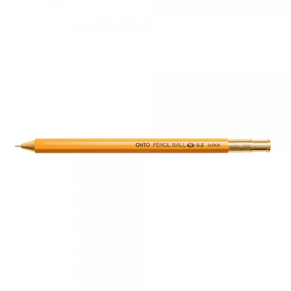 Ballpoint pen 1.0mm - Yellow