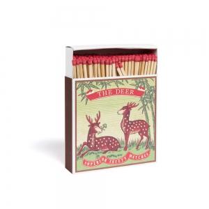 Boîte d'allumettes - Two deer