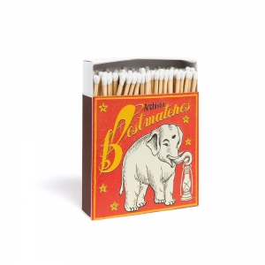 Elephant - matchbox