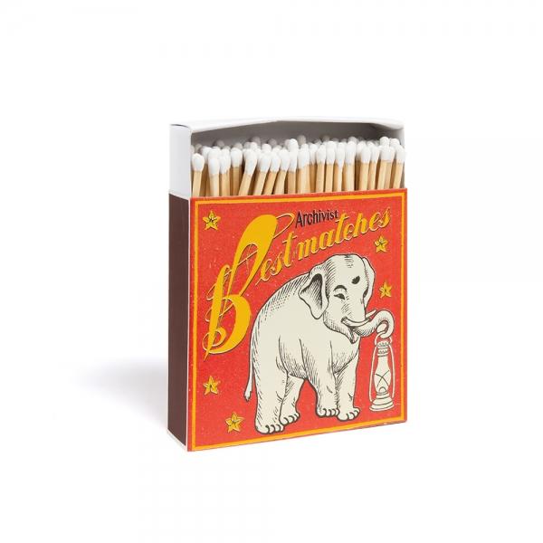 Elephant - matchbox