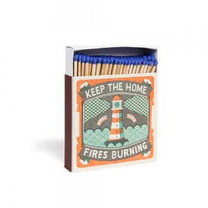 Boîte d'allumettes - Home fires