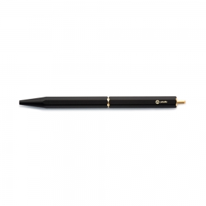 Portable ballpoint pen - Brassing