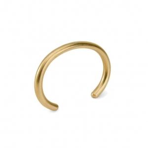 UNIFORM Round - Bracelet en laiton