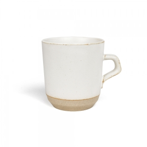 CERAMIC LAB Grand mug - Blanc - KINTO