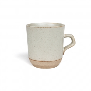 CERAMIC LAB Grand mug - Beige - Kinto