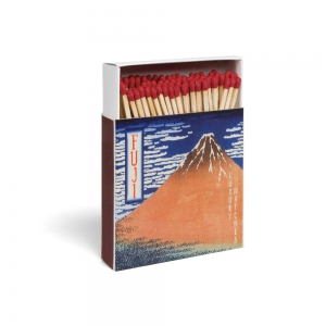 Mount Fuji Wave matchbox - Archivist Gallery