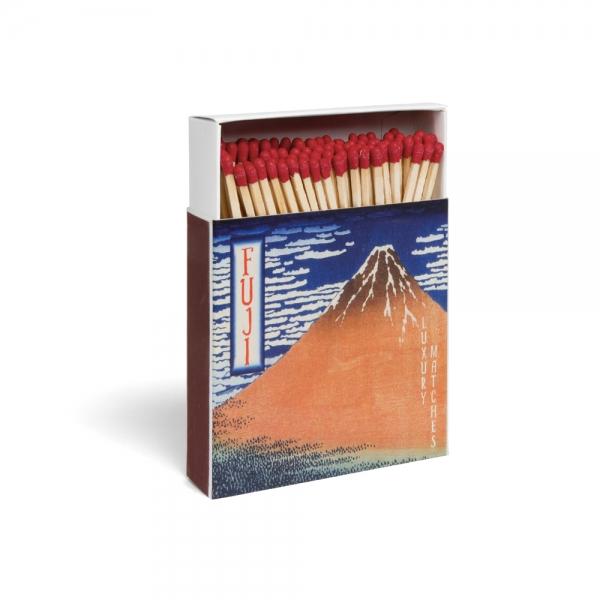 Mount Fuji Wave matchbox - Archivist Gallery