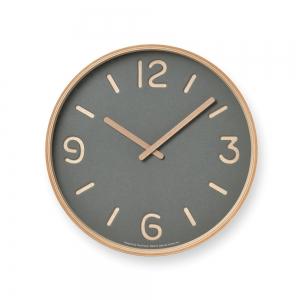 THOMSON PAPER wall clock - Grey