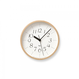 Horloge murale RIKI OPTIMA - S - LEMNOS