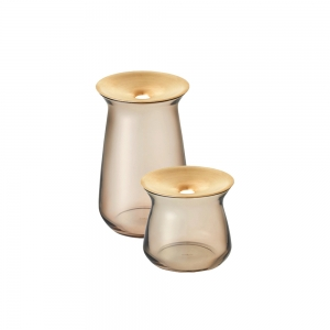 LUNA Vase brown - 2 sizes available