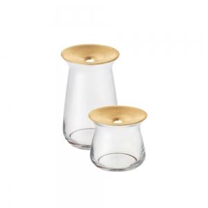Vase LUNA - 2 tailles disponibles - Kinto