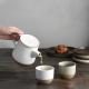 CERAMIC LAB teapot 500ml - White