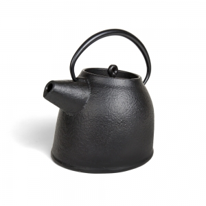 CIACAPO Cast-iron teapot 600ml - Black