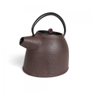 CIACAPO Cast-iron teapot 600ml - Brown