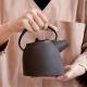 CIACAPO Cast-iron teapot 600ml - Black