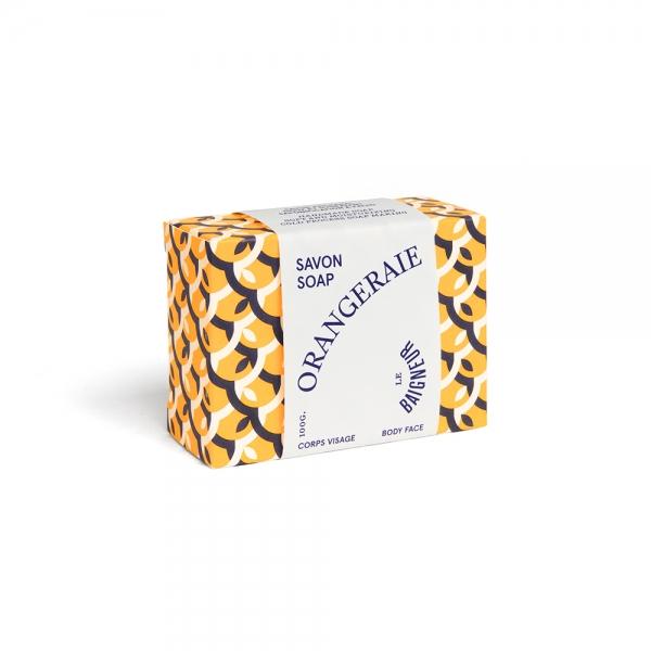 ORANGERAIE - Face & Body Organic soap
