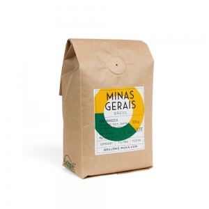 MINAS GERAIS - Café en grain Brésil - Brulerie MÖKA