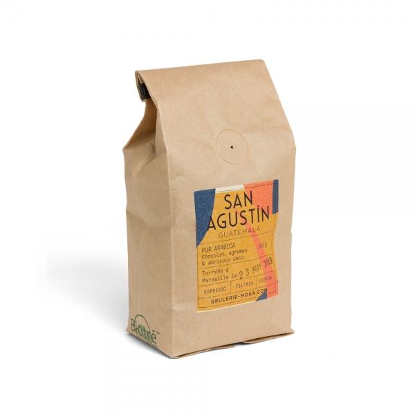 SAN AGUSTIN - Coffee beans Guatemala