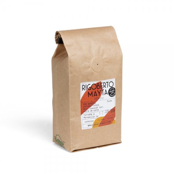 RIGOBERTO MAYTA - Café en grain Pérou - Brulerie MOKA