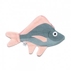 Etui - Silver Biddy vert - DON FISHER