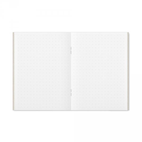 014 - Carnet à pois ( passeport ) Traveler's Notebook