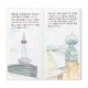 027 - Carnet aquarelle ( classique ) Traveler's Notebook