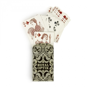 Jeu de cartes - Royal Optik