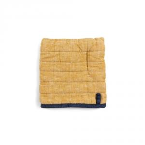 Square oven mitt - Harvest yellow