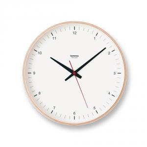 PLYWOOD wall clock