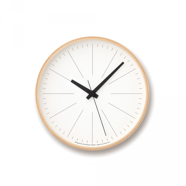 LINES wall clock - M