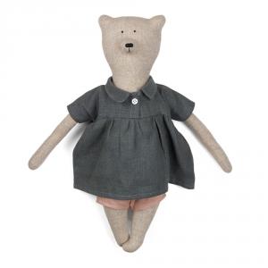 SIMONE - Bear with tunic dress