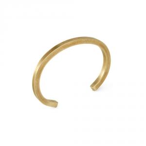 UNIFORM Square - Bracelet en laiton - CRAIGHILL