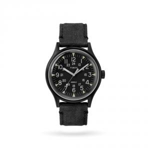 Montre MK1 Steel 40mm - Noir - TIMEX