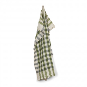 Ecolier kitchen towel - Green