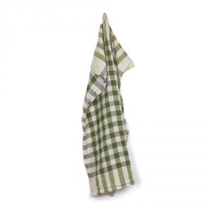Torchon Ecolier - Vert